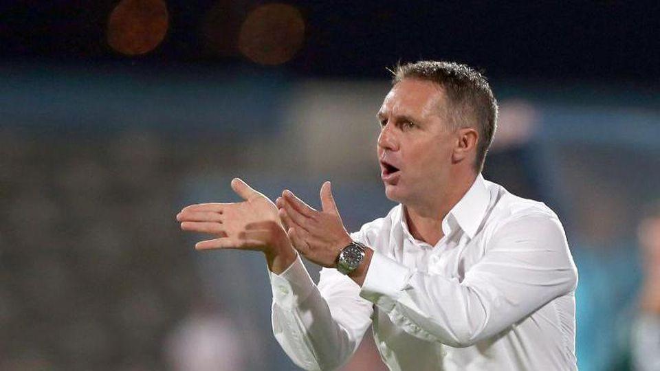 Damir Canadi wird neuer Trainer bei Bundesliga-Absteiger Nürnberg. Foto: Manuel De Almeida/LUSA
