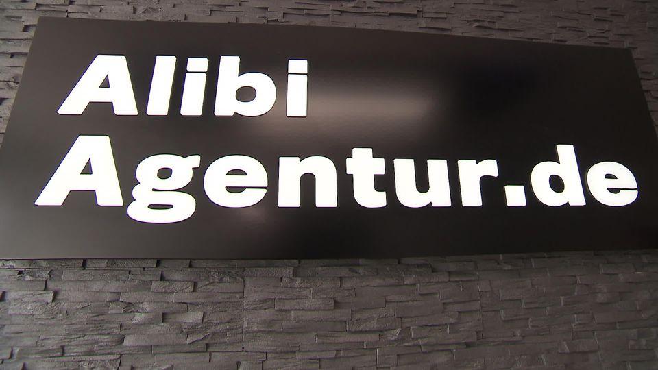 Logo der Alibiagentur