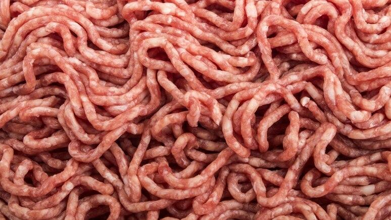 Gemischtes Hack mal anders: Halb Fleisch, halb Fleischersatz