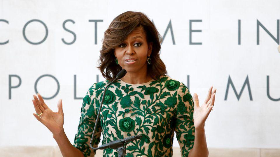 Michelle Obama bekommt ihren eigenen Podcast auf Spotify.