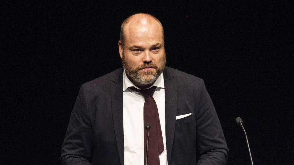 Anders Holch Povlsen trauert um seine Kinder.