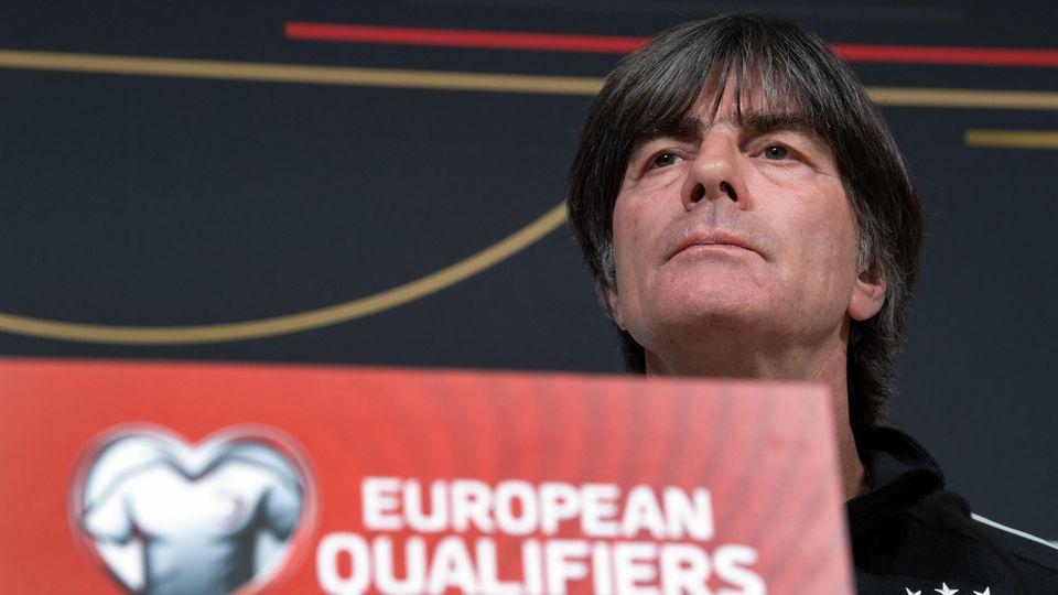 Bundestrainer Jogi Löw hat die Qual der Wahl