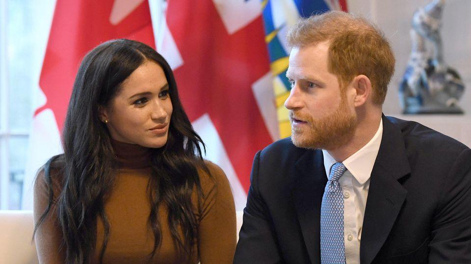 Herzogin Meghan und Prinz Harry - Aus der Traum von Insta-Glück?!