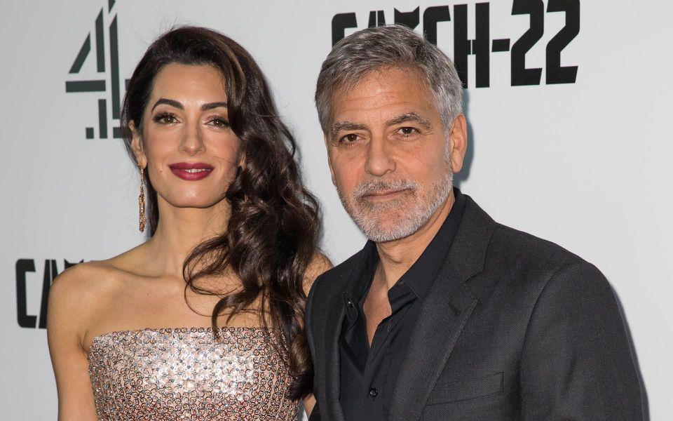 George Clooney ist im Alltag eingeschränkt