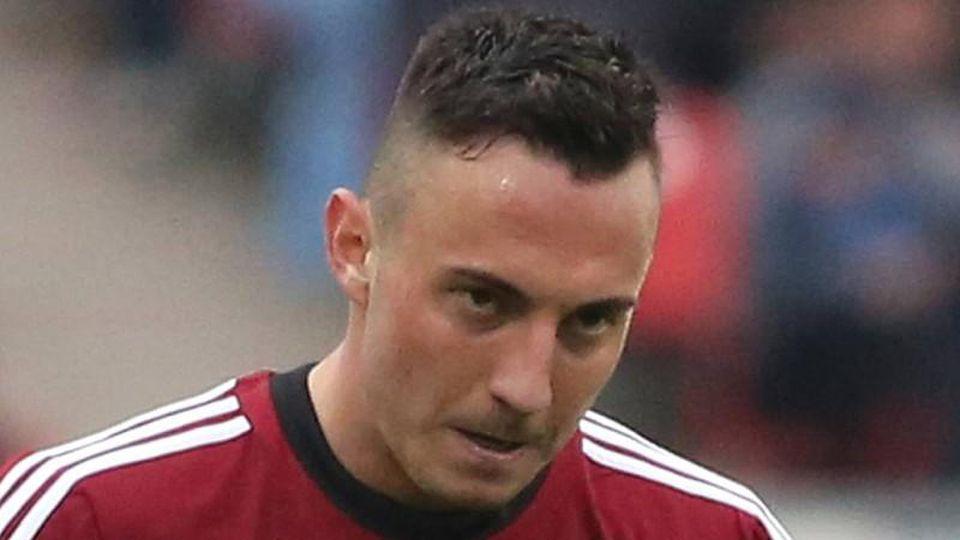 Josip Drmic wechselt zur kommenden Saison offenbar zu Bayer Leverkusen.