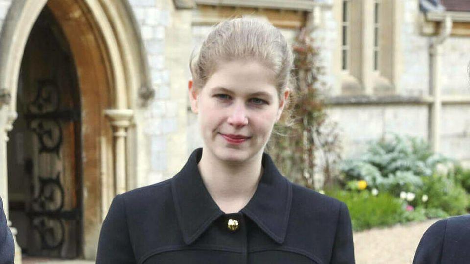 Lady Louise hatte eine besondere Beziehung zu ihrem Großvater Prinz Philip.