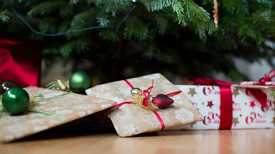 Noch 100 Tage bis Weihnachten. Genug Zeit, sich um die Geschenke zu kümmern.