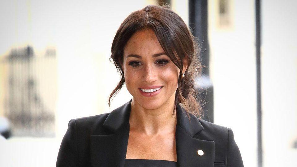 Herzogin Meghan arbeitete vor ihrer Hochzeit mit Prinz Harry als Schauspielerin
