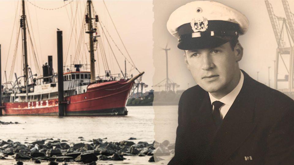 """Peter war lange Marineoffizier. Was ihm jetzt von seinem Leben besonders in Erinnerung bleibt, erzählt er im Podcast """"Die Dritten - Damit nichts verloren geht!"""""""