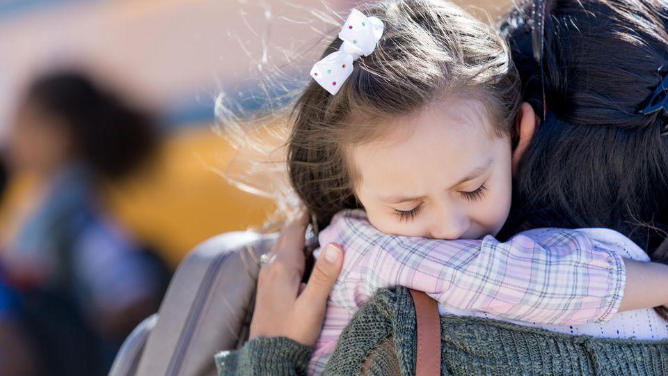 Eine Scheidung hat Folgen für Kinder - auch gesundheitlich. Vor allem, wenn der Papa fehlt.
