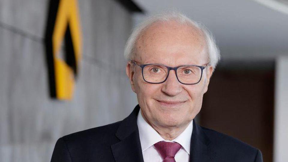 Helmut Gottschalk, Vorsitzender des Aufsichtsrats der Commerzbank. Foto: Alexandra Lechner/Commerzbank AG/dpa/aktuell