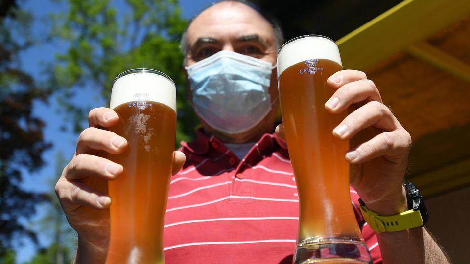 Coronavirus - Start der Außengastronomie in Bayern