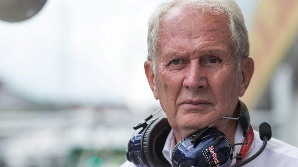 Helmut Marko ist seit 2005 Motorsport-Chef im Red Bull Konzern.