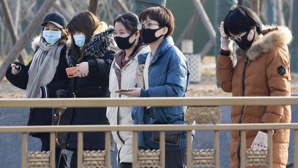In China und einigen Nachbarländern sind bereits mehr als 500 Menschen mit dem Coronavirus infiziert.