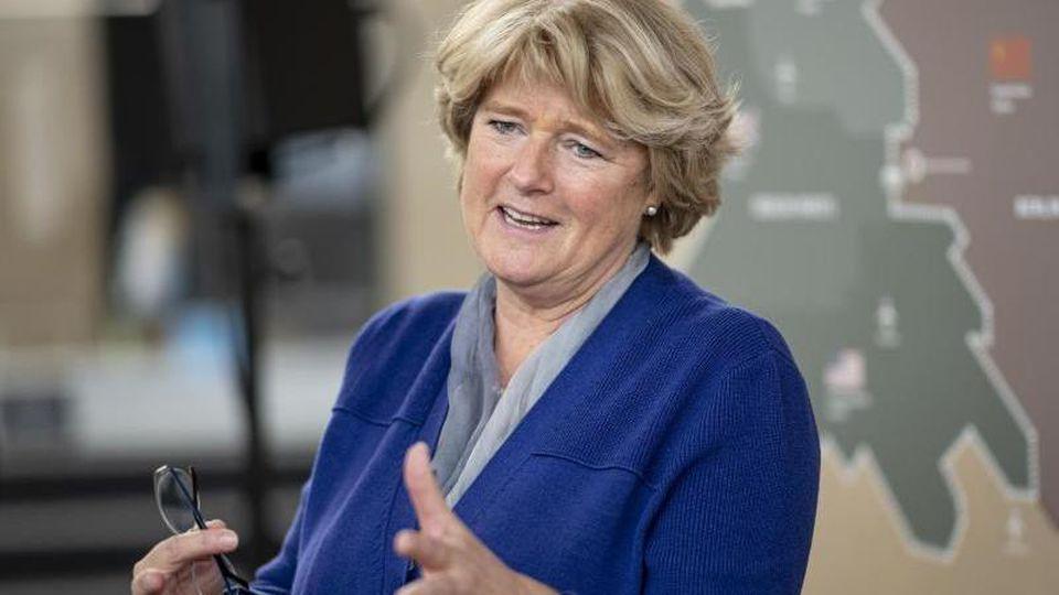 Kulturstaatsministerin Monika Grütters. Foto: Fabian Sommer/dpa/Archivbild