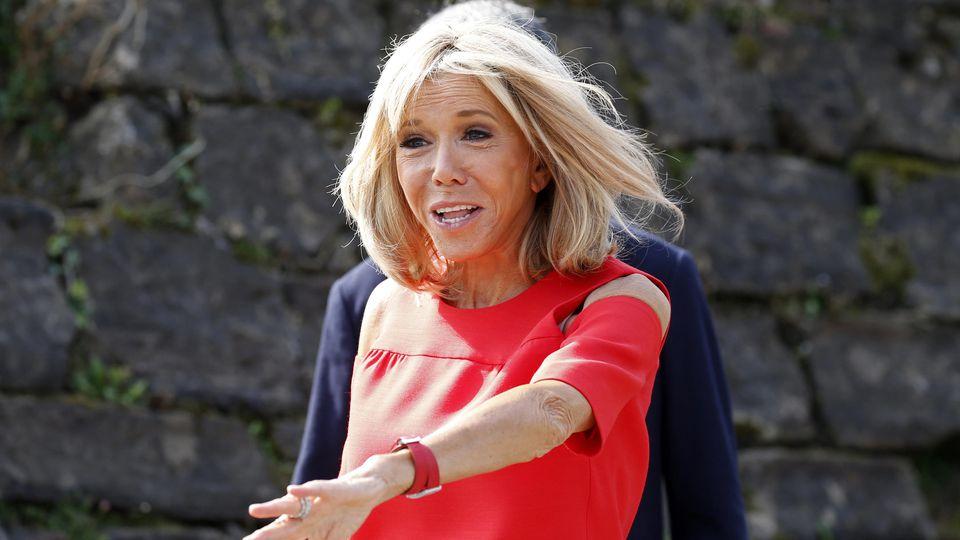 Brigitte Macron wird wieder als Lehrerin unterrichten. (Foto: Motivbild)