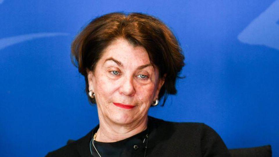Kirsten Niehuus, Geschäftsführerin Medienboard Berlin-Brandenburg. Foto: Jens Kalaene/Archivbild