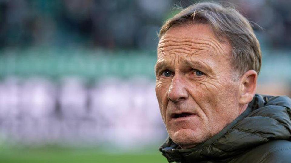 BVB-Chef Hans-Joachim Watzke. Foto: Swen Pförtner/Archiv