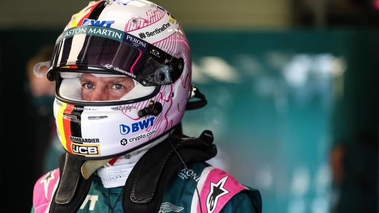 Frust-Vettel.