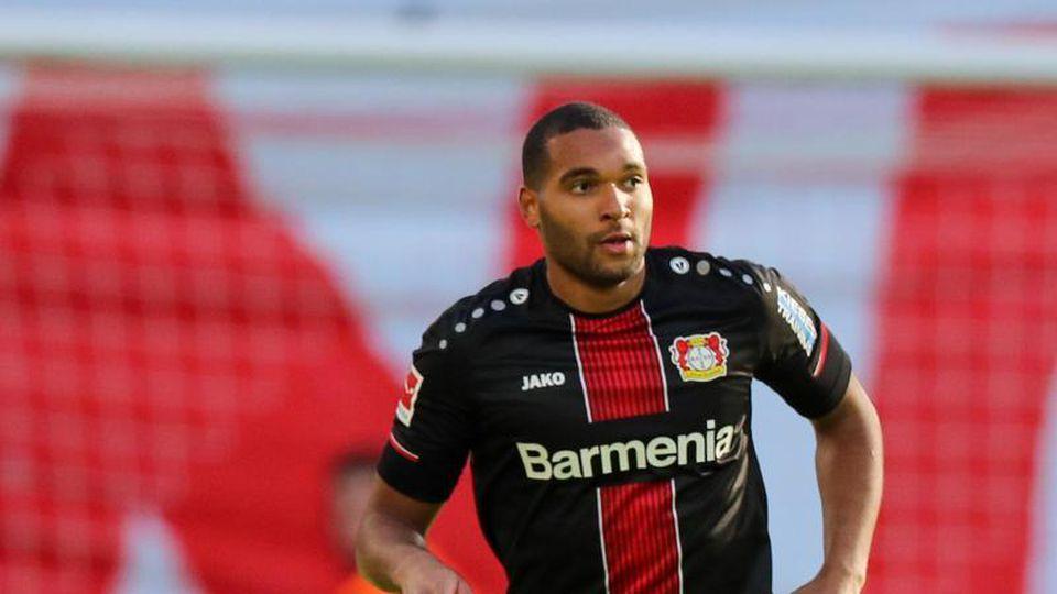 Leverkusens Spieler Jonathan Tah während eines Spiels. Foto: Jan Woitas/dpa-Zentralbild/dpa/Archivbild