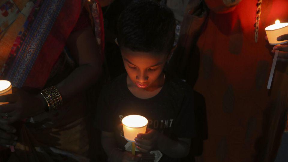 Proteste gegen Vergewaltigungen in Indien
