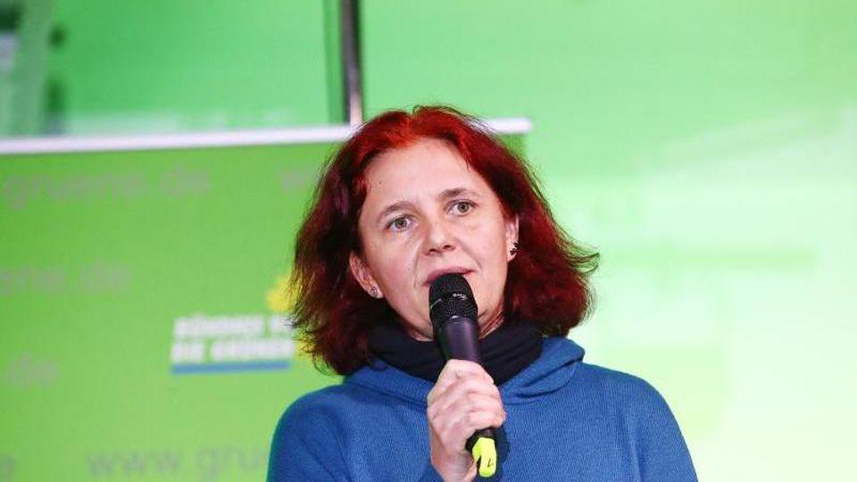 Astrid Rothe-Beinlich. Foto: Bodo Schackow/Archivbild