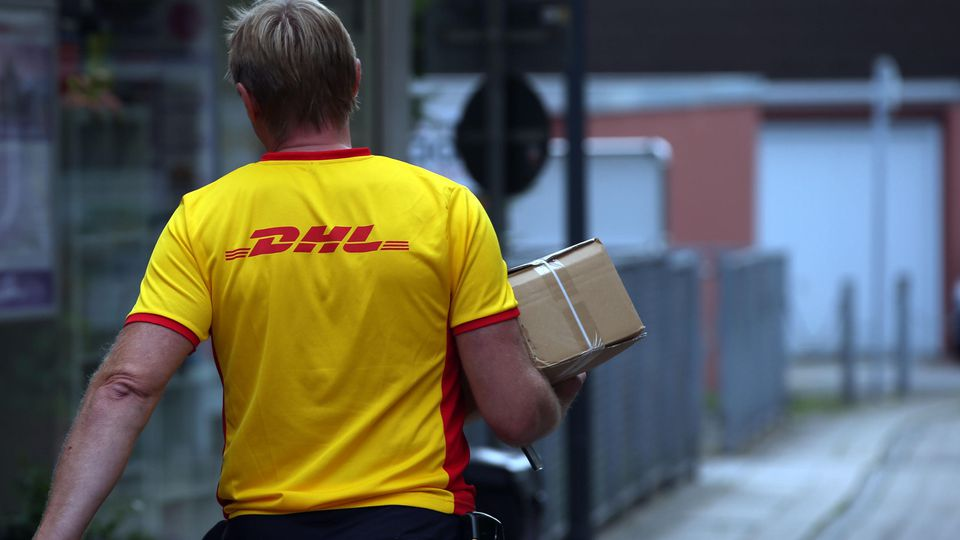Die Deutsche Post kann bisher den Normalbetrieb aufrecht erhalten.