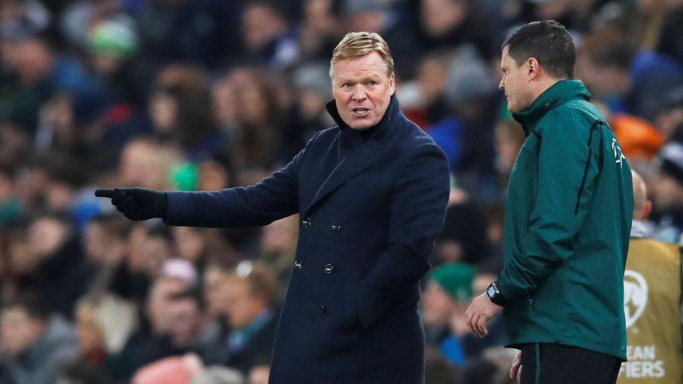 Euro 2020 Qualifier - Group C - Northern Ireland v Netherlands
