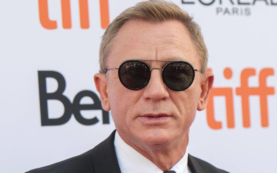 Daniel Craig ist ebenso im Unklaren wie der Rest der Welt