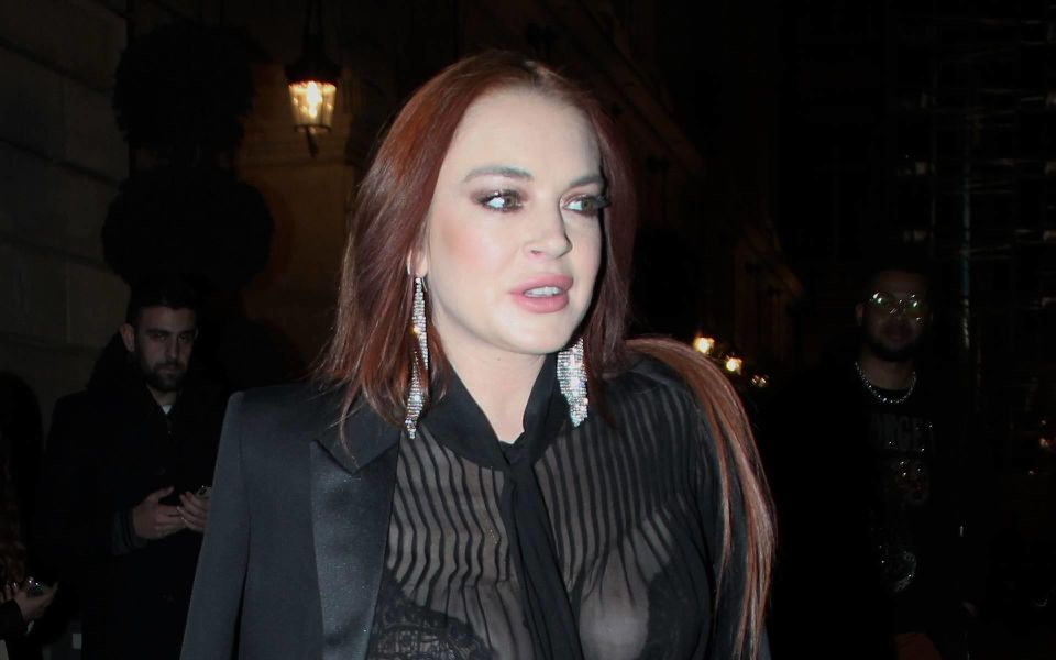 Lindsay Lohan ist nicht frei von Starallüren