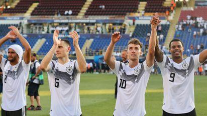 Live Ticker U21 Em Finale Deutschland Spanien