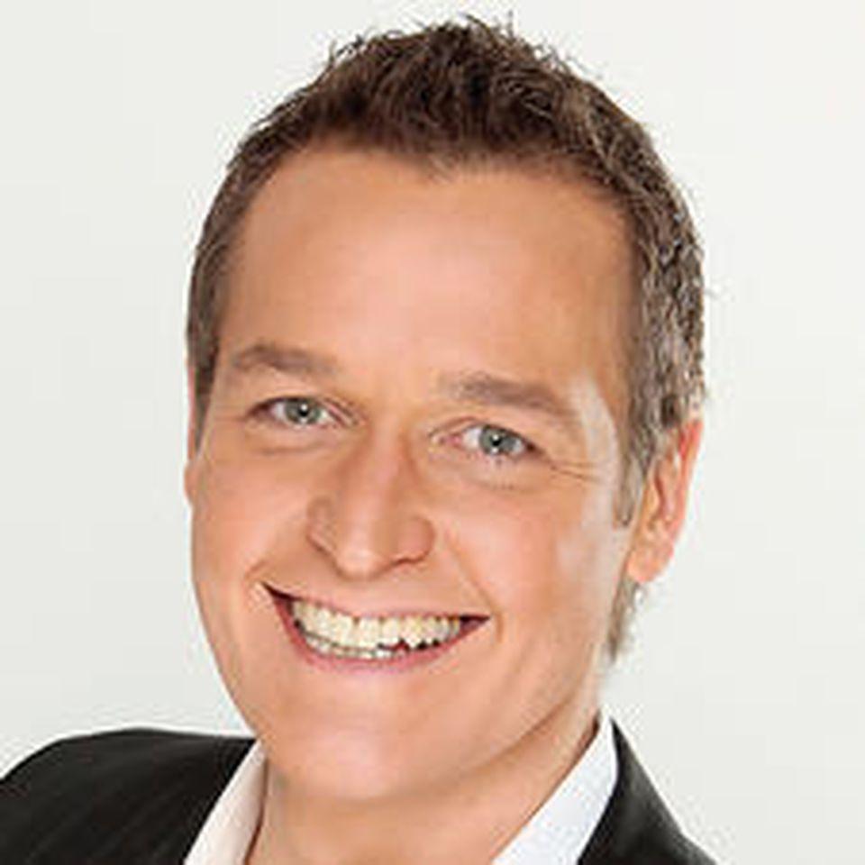Bernd Fuchs präsentiert Ihnen das Wetter.