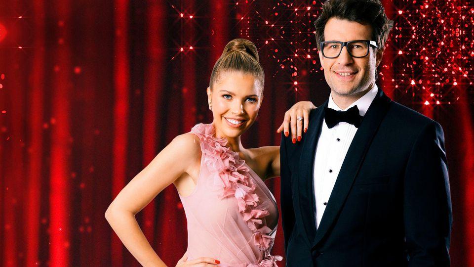"""Victoria Swarovski und Daniel Hartwich haben die erfolgreiche 12. Staffel von """"Let's Dance"""" moderiert."""