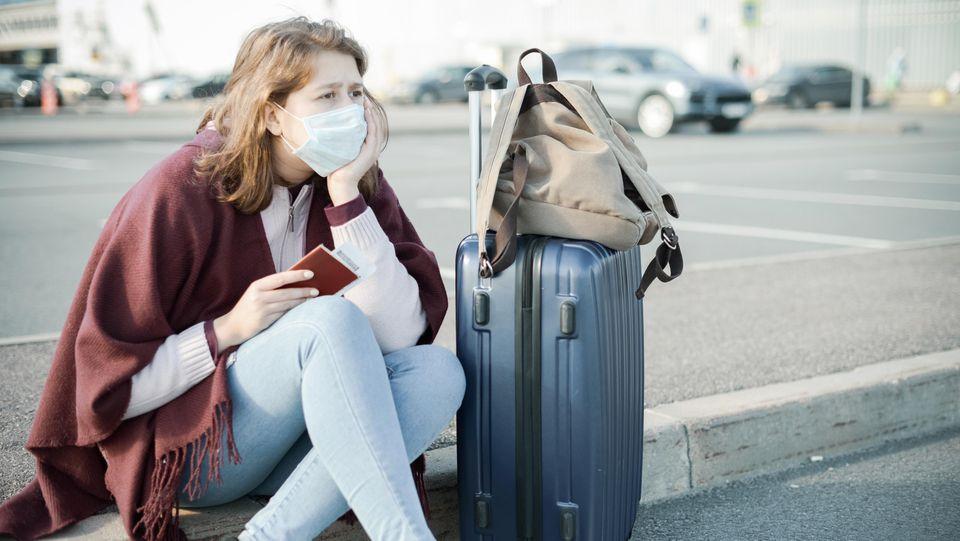 Das Reisen während der Corona-Pandemie kann ziemlich kompliziert sein