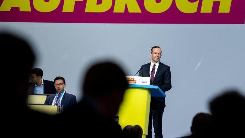 Der rheinland-pfälzische Wirtschaftsminister Volker Wissing ist neuer Generalsekretär der FDP. Foto: Bernd von Jutrczenka/dpa
