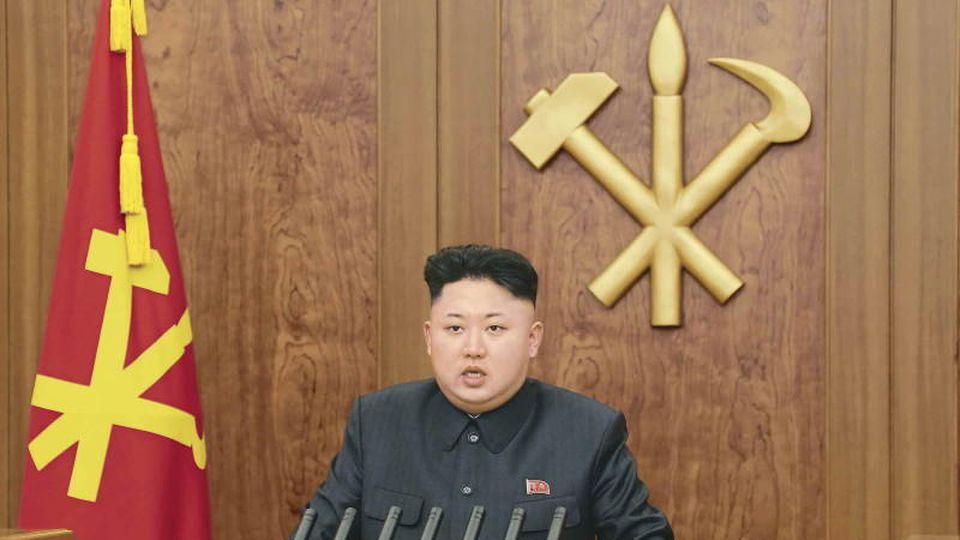 Nordkorea reagiert auf US-Manöver mit Raketen