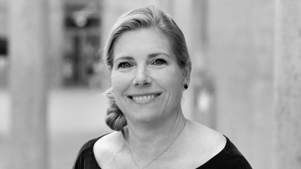 Die Sprecherin des Kulturrats Brandenburg, Julia Diebel. Foto: Jonas Walter/Filmuniversität Babelsberg Konrad Wolf/dpa/Handout
