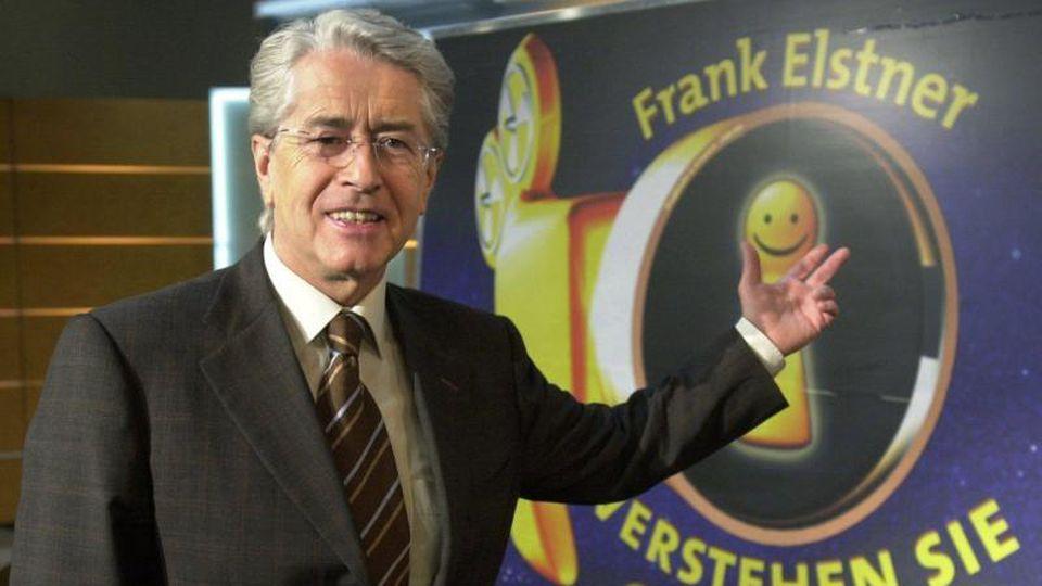 Frank Elstner ist nach eigenen Angaben an Parkinson erkrankt. Foto: Rolf Haid