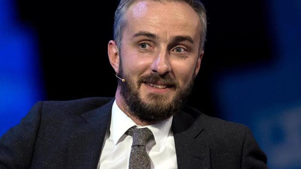 Jan Böhmermann. Foto: Sven Hoppe/Archiv