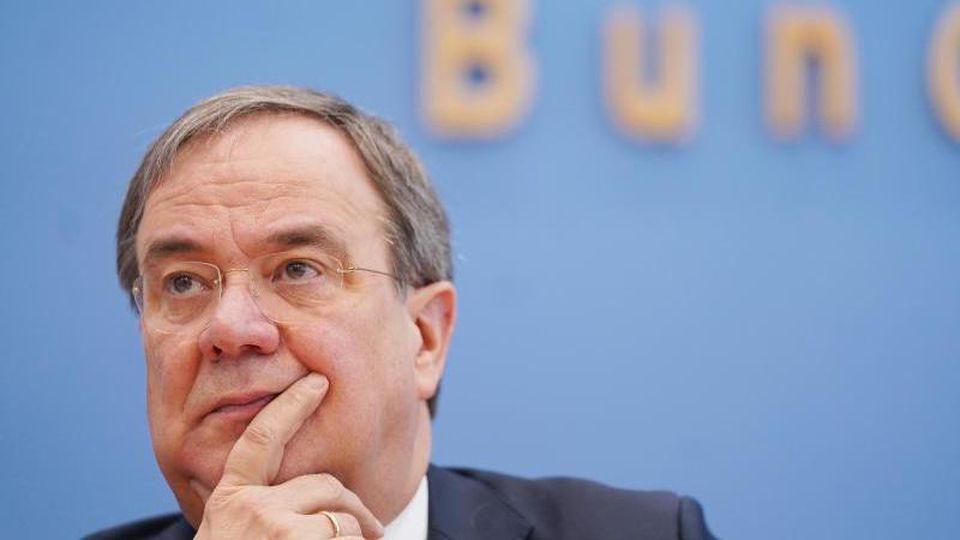 Armin Laschet, der Ministerpräsident von Nordrhein-Westfalen. Foto: Kay Nietfeld/dpa