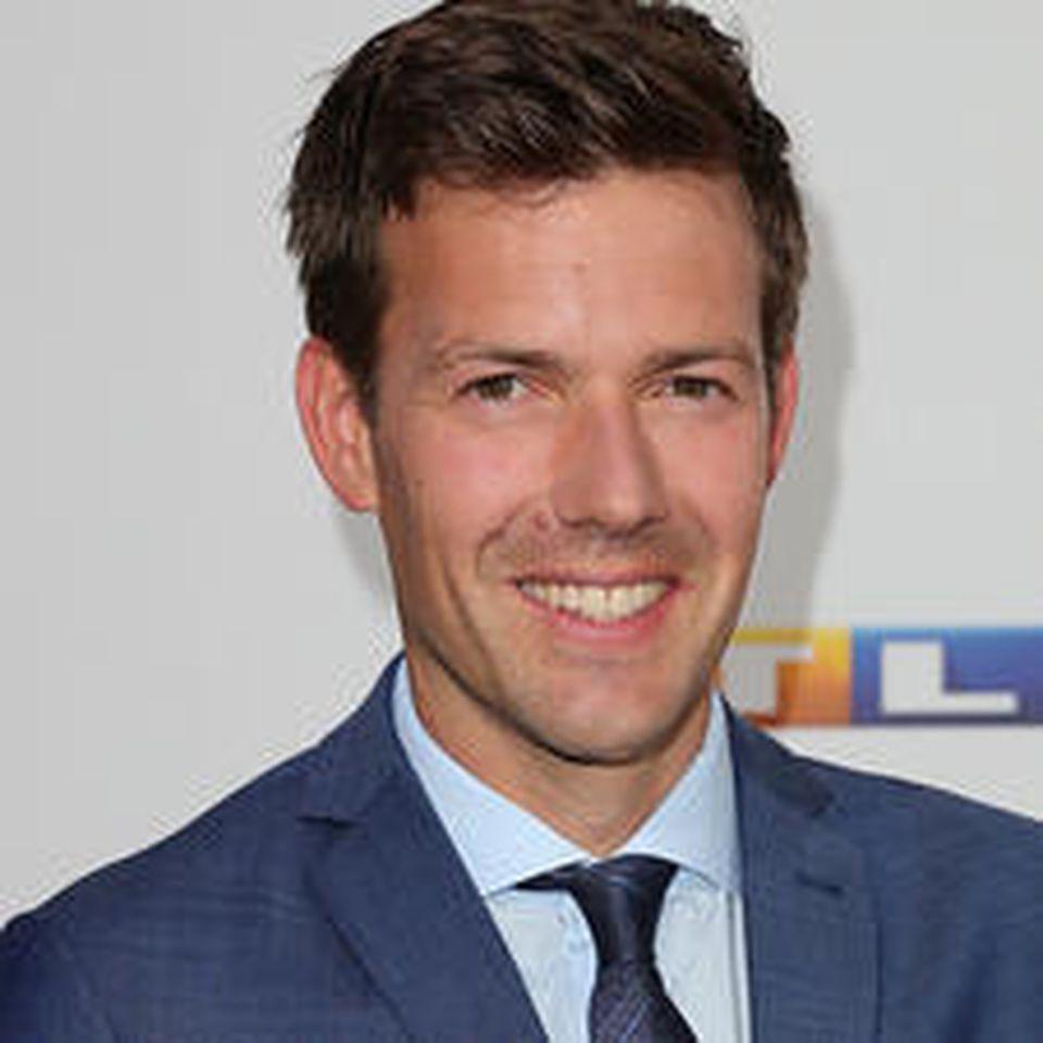 RTL-Moderator Maik Meuser.