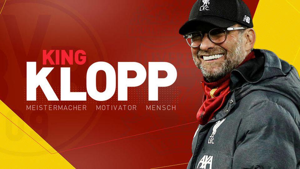 KING KLOPP - Meistermacher, Motivator, Mensch