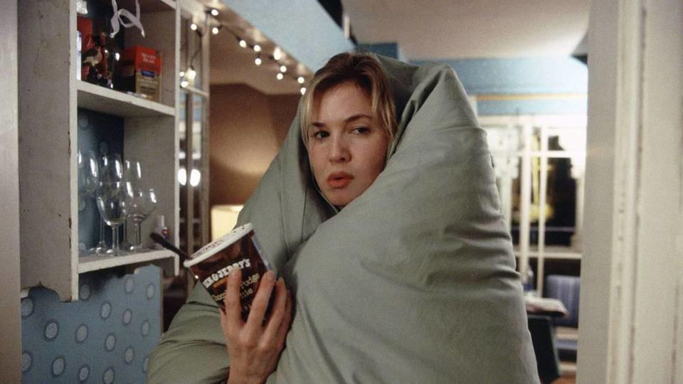 Renée Zellweger hat als Bridget Jones mit Heißhunger-Attacken zu kämpfen