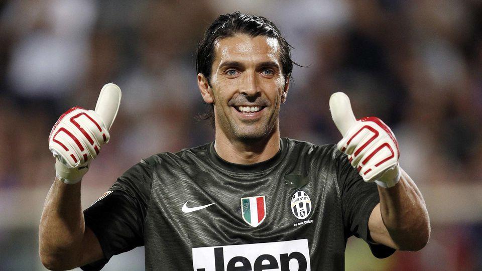 Buffon vor Sensations-Rückkehr zu Juventus Turin