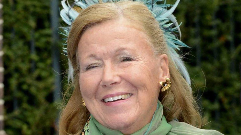 Prinzessin Christina der Niederlande litt mehrere Jahre lang an Knochenkrebs