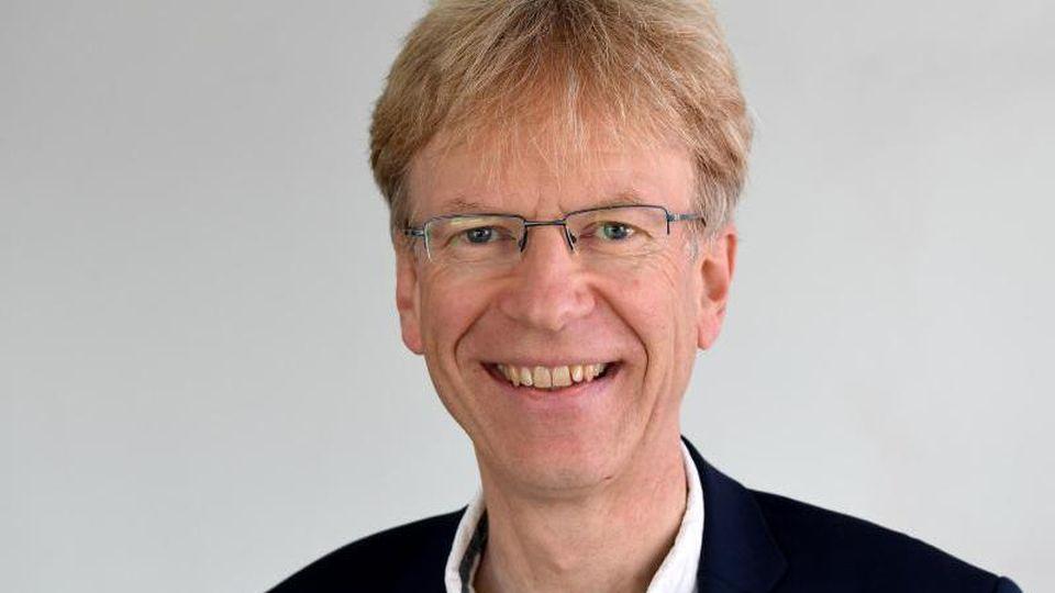 Andreas Ellendt (CDU), Kandidat zur Oberbürgermeisterwahl in Kiel. Foto: Carsten Rehder/dpa