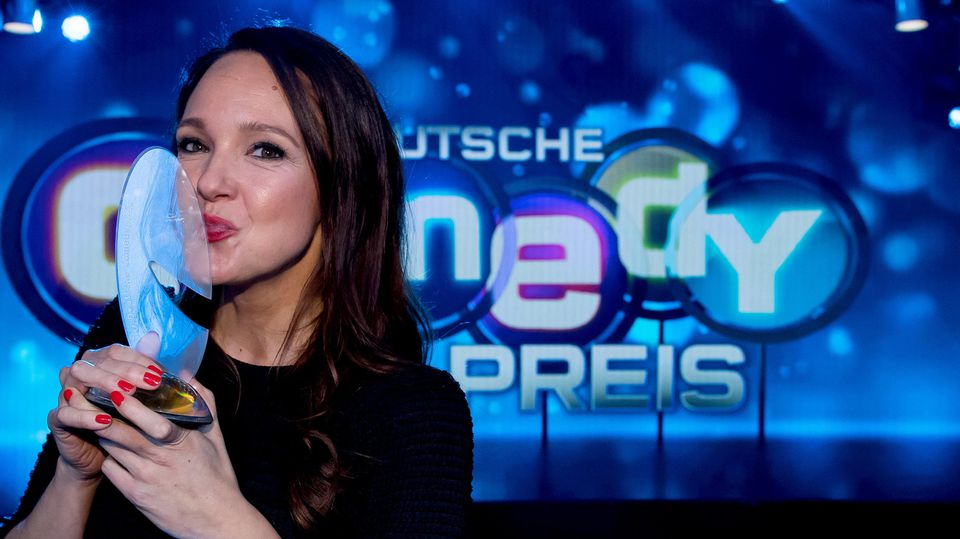 Comedy-Queen Carolin Kebekus führte am am 7. Oktober 2018 durch die Verleihung des Deutschen Comedypreises.