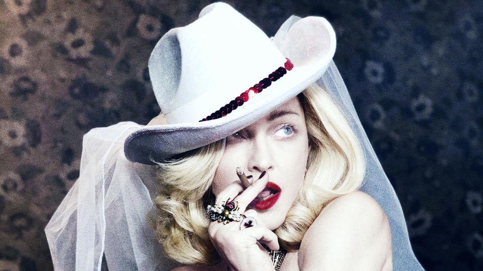 """Madonna ist jetzt """"Madame X"""""""