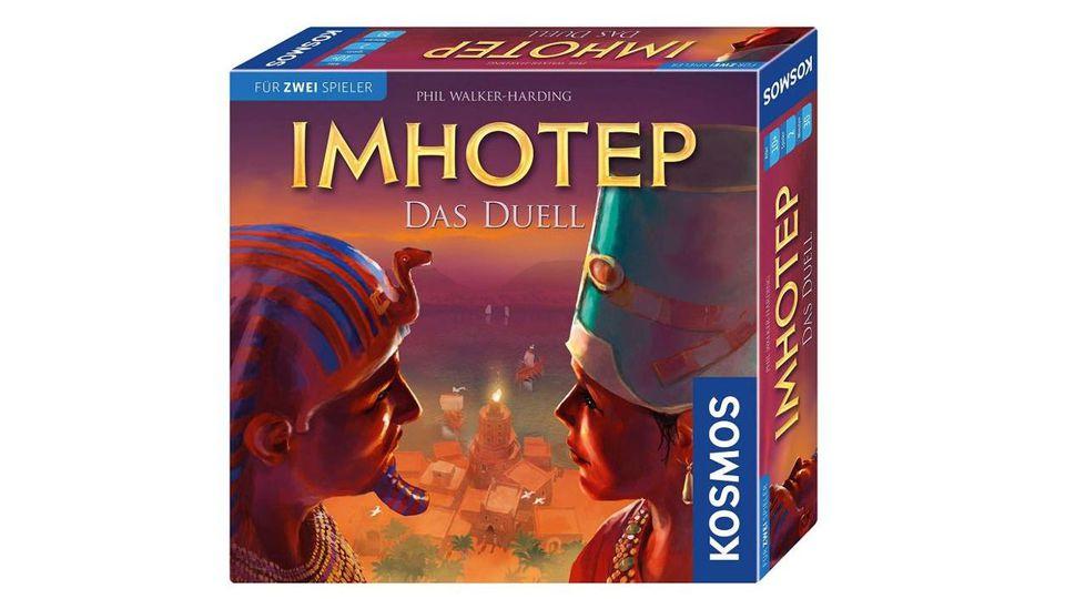 """""""Imhotep - das Duell"""" als Spiel"""