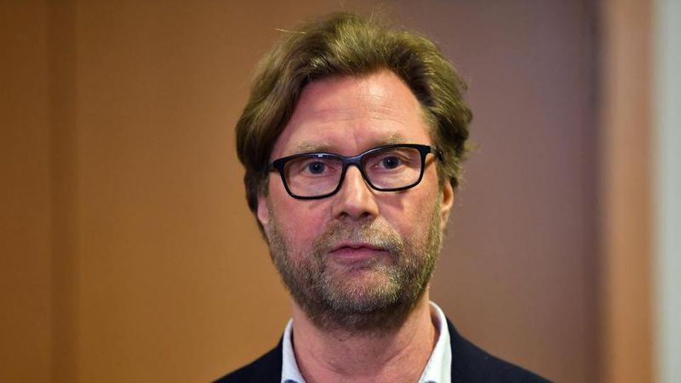 Dirk Adams, Fraktionsvorsitzender von Bündnis90/Die Grünen in Thüringen. Foto: Martin Schutt/dpa-Zentralbild/dpa
